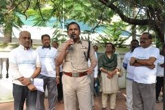 Inspector General of Police,Sri.M.R.Ajith Kumar,I.P.S.conveys Suicide Prevention Message